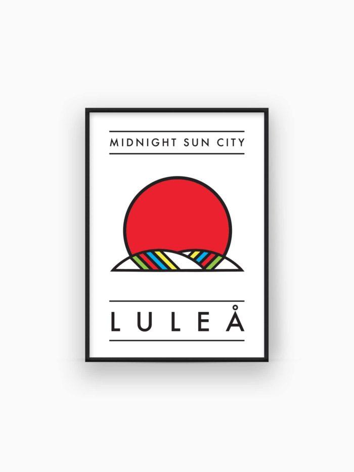 Midnight Sun City - Burban Studios Luleå