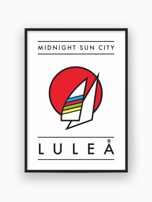 Luleå Midnight sun city - Burban Studios