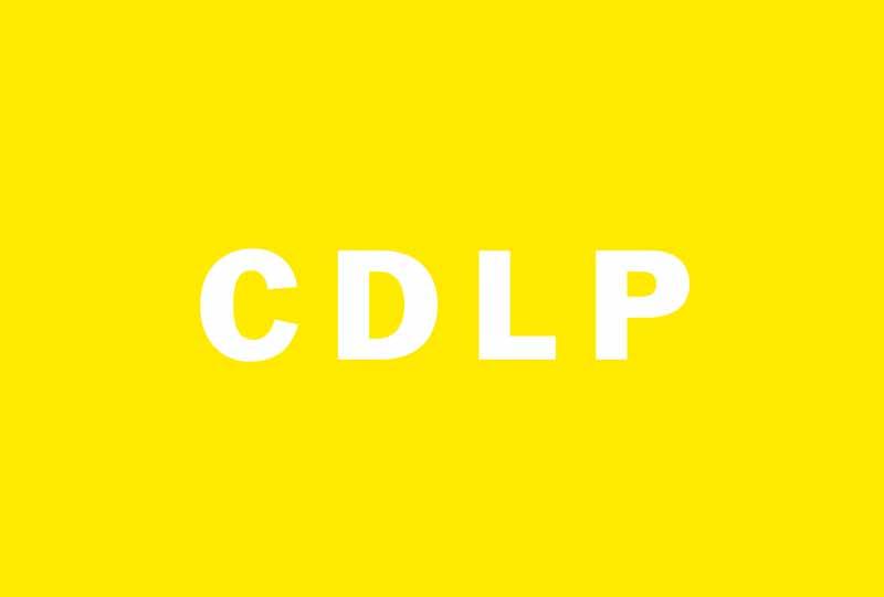 Ny Kund: CDLP, cdlp.com