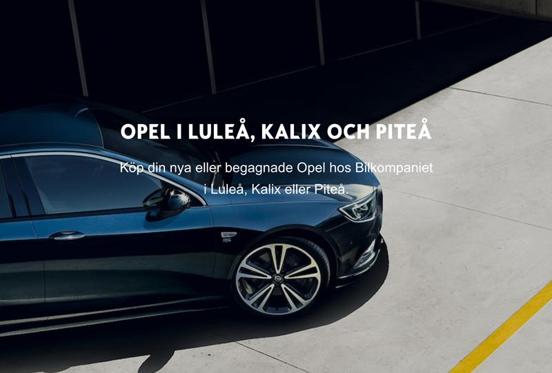Lanserat: Bilkompaniet.com