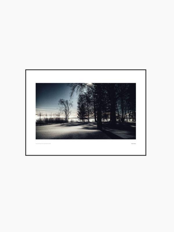 Lulefilter - Luleå Tavla / Poster av Burban Studios