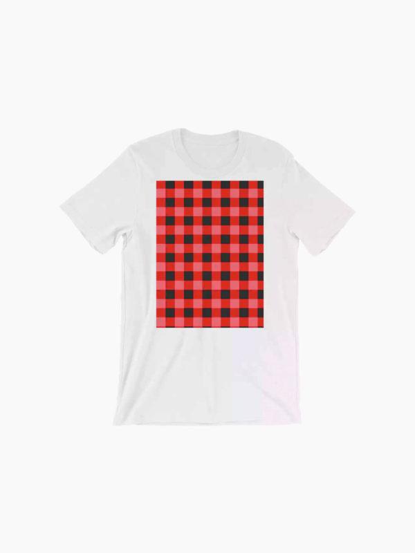 Flanell T-shirt - Burban Studios