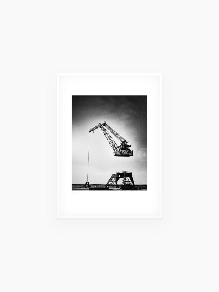 Kranen Luleå Affisch / Poster Burban Studios