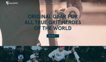 Lanserat: Roll Forever Streetwear Webbutik