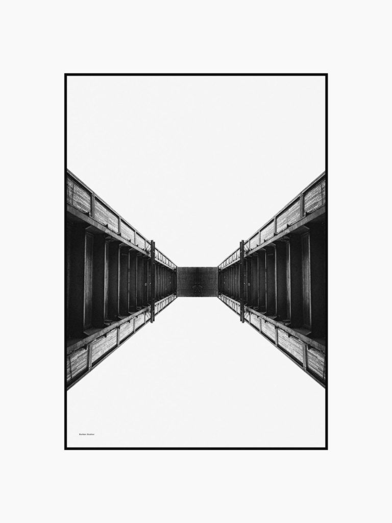 Abstract – Luleå Tavla / Poster -Bergnäsbron
